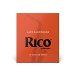 Rico Alto Saxophone Reeds Box of 10 Strength #2