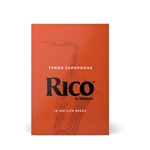 Rico Tenor Sax Reeds Box of 10 Strength #2.5
