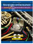 Standard of Excellence Enhanced Book 2 - Tenor Sax