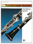 Yamaha Band Student Book 3: Clarinet
