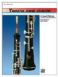 Yamaha Band Student Book 3: Oboe