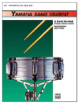 Yamaha Band Student Book 3: Percussion