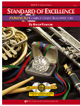 Standard of Excellence Enhanced Book 1 - Percussion