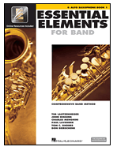 Essential Elements Book 1 - Alto Sax