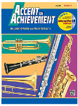 Accent on Achievement Book 1 - Alto Sax