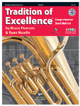 Tradition of Excellence Book 1 - Baritone BC