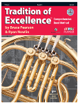 Tradition of Excellence Book 1 - Horn
