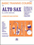 Basic Training Book 2: Alto Sax