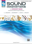 Sound Innovations Book 1 - Bass Clarinet