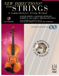 New Directions for Strings Book 2: Viola