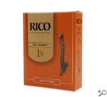 Rico Bass Clarinet Reeds Box of 10 Strength #2.5