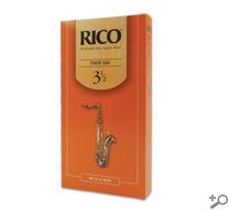 Rico Tenor Sax Reeds Box of 25 Strength #3