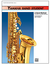 Yamaha Band Student Book 1 - Tenor Sax