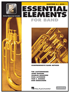 Essential Elements Book 1 - Baritone BC