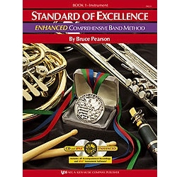 Standard of Excellence Enhanced Book 1 - Baritone TC