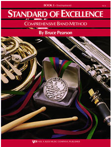 Standard of Excellence Book 1 - Trombone