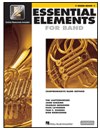 Essential Elements Book 1 - Horn