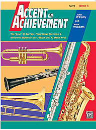 Accent on Achievement Book 3 - Percussion