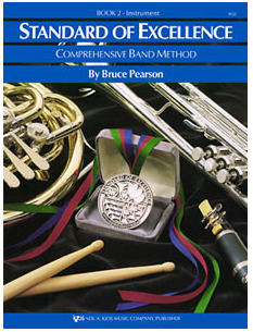 Standard of Excellence Book 2 - Baritone B.C