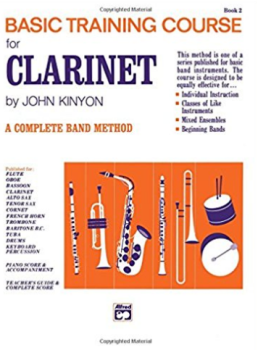 Basic Training Book 2: Clarinet