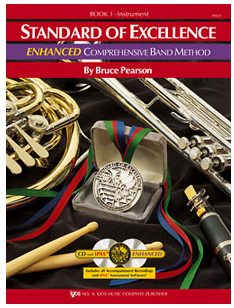 Standard of Excellence Enhanced Book 1 - Tuba