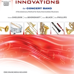 Sound Innovations Book 2 - Tenor Sax