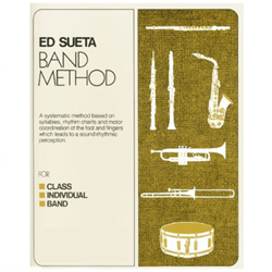 Ed Sueta Band Method:  Book 1:  Drums
