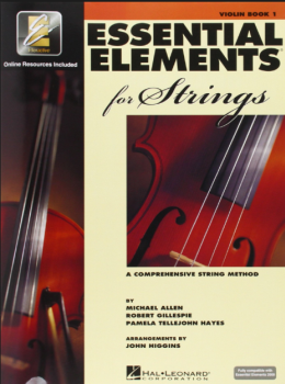 Essential Elements Book 1 - Viola