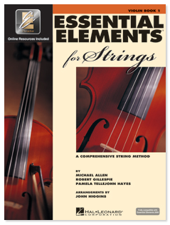 Essential Elements Book 1 - Cello