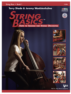 String Basics Book 1: Bass