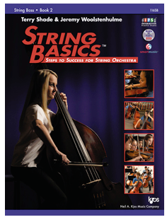 String Basics Book 2: Bass