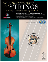 New Directions for Strings Book 1 - Bass D