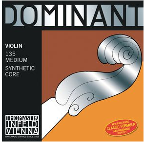 Thomastik Dominant Full Size Violin Strings Set
